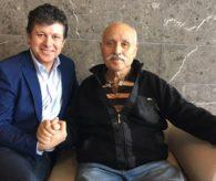 Kanser hastası adamı Türk doktor hayata döndürdü
