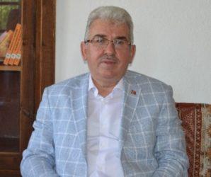 Ahmet Siyahi ve Halidiyye Eğitim ve Kültür Derneği Başkanı Ahmet Baysan;
