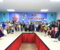 AK Parti Kocaeli Kadın Kolları Performans Sıralamasında Türkiye Zirvesine Çıktı