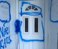 Avusturya'da Dini Eğitim Veren Derneğe Irkçı Yazı
