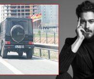 Çağatay Ulusoy trafikte kural tanımadı
