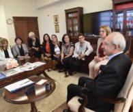 CHP Kadın Kolları Genel Başkanı Köse Açıklaması