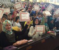 Çocuk Üniversitesi Mezuniyet Töreni