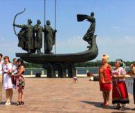 Darbe girişimi Ukraynalı turisti engellemedi!