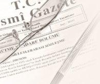 Eğitim ile İlgili İki Kanun Maddesi Resmi Gazete'de