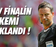 Euro 2016 Dev finalin hakemi açıklandı !