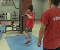 Görme Engelli Kadın Judocuların Kampı