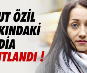 Mesut Özil'in kardeşi olduğu kanıtlandı
