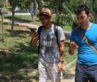'Pokemon GO' çılgınlığı İstanbul'a sıçradı