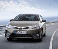 Toyota Corolla şimdi daha prestijli!