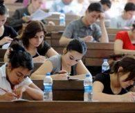 Üniversite sınavlarına girecek öğrencilere müjde!