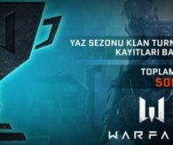 5000 TL Ödüllü Warface Turnuvasına kayıtlar başladı