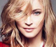 58inde 28 gösteren Madonnanın sırrı!
