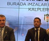 Adriano resmen Beşiktaş'ta