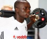 Beşiktaş'ta Aboubakar siftah yaptı