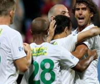 Bursaspor, Trabzonspor'u ezdi geçti