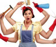 Ev temizliği size zor gözükmesin!