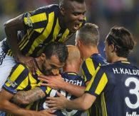 Fenerbahçe tur kapısını araladı !