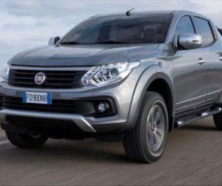 Fiat Fullback Türkiye'de görücüye çıktı!