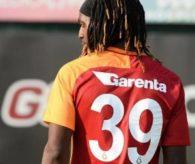 Galatasaray'da Cavanda sevinci
