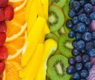 Meyve ve sebzelerle güzelleşin!