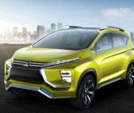 Mıtsubishi Motors, Otomobil Fuarı'nda XM Concept'i Tanıtıyor!