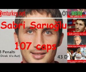 Sabri Sarıoğlu 107 Caps – [HD Video]