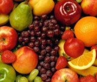 Şeker yerine meyve tüketin!