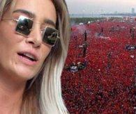 Sıla'dan 'Yenikapı' açıklaması: Sözlerimin arkasındayım