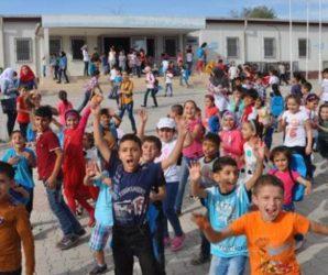 Suriyeli Çocuklara Eğitim Desteği
