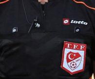 TFF 1. Lig'de ilk hafta hakemleri