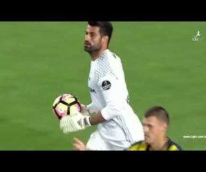Fenerbahçe 0 – 1 Bursaspor Maç Özeti – haberi olan?