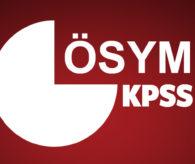 KPSS sınavlarının 'yeni' tarihleri! 2016 – KPSS sınav takvimi