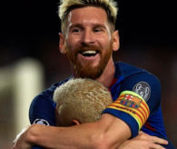 Messi, Şampiyonlar Ligi'nde 6. kez hat-trick yaptı