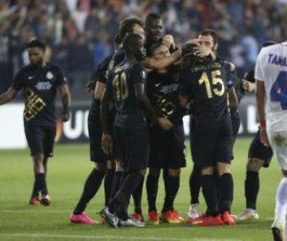 Osmanlıspor: 2 – Steaua Bükreş: 0