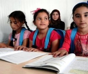Suriyeli ve Türk Öğrenciler Birlikte Eğitim Görmeye Başladı