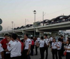 300 güvenlikçinin iş akdi feshedildi