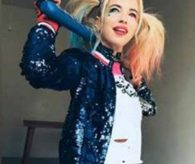 Burcu Esmersoy Harley Quinn oldu