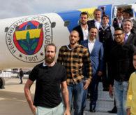Fenerbahçeli yıldızlar AirShow fuarında
