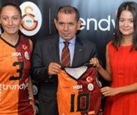 Galatasaray, Trendyol ile anlaşma imzaladı