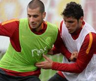 Galatasaray'da, Trabzonspor hazırlıkları