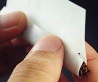 Paket sigaranın ardından sarma tütün kağıdına da…