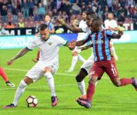 Trabzonspor: 0 – Akhisar Belediye: 0