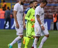 Trabzonspor'da milli sıkıntı