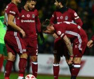 Beşiktaş kupaya 3 puanla başladı