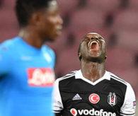 Beşiktaş, Napoli rövanşına çıkıyor !