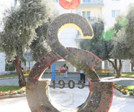 Galatasaray armasına saldırı