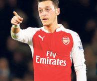 'Mesut Özil ile görüşme olmadı'