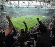 Napoli maçında 40 bin Kartal !
