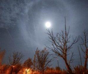 """""""Süper Ay"""" tutulması bugün"""